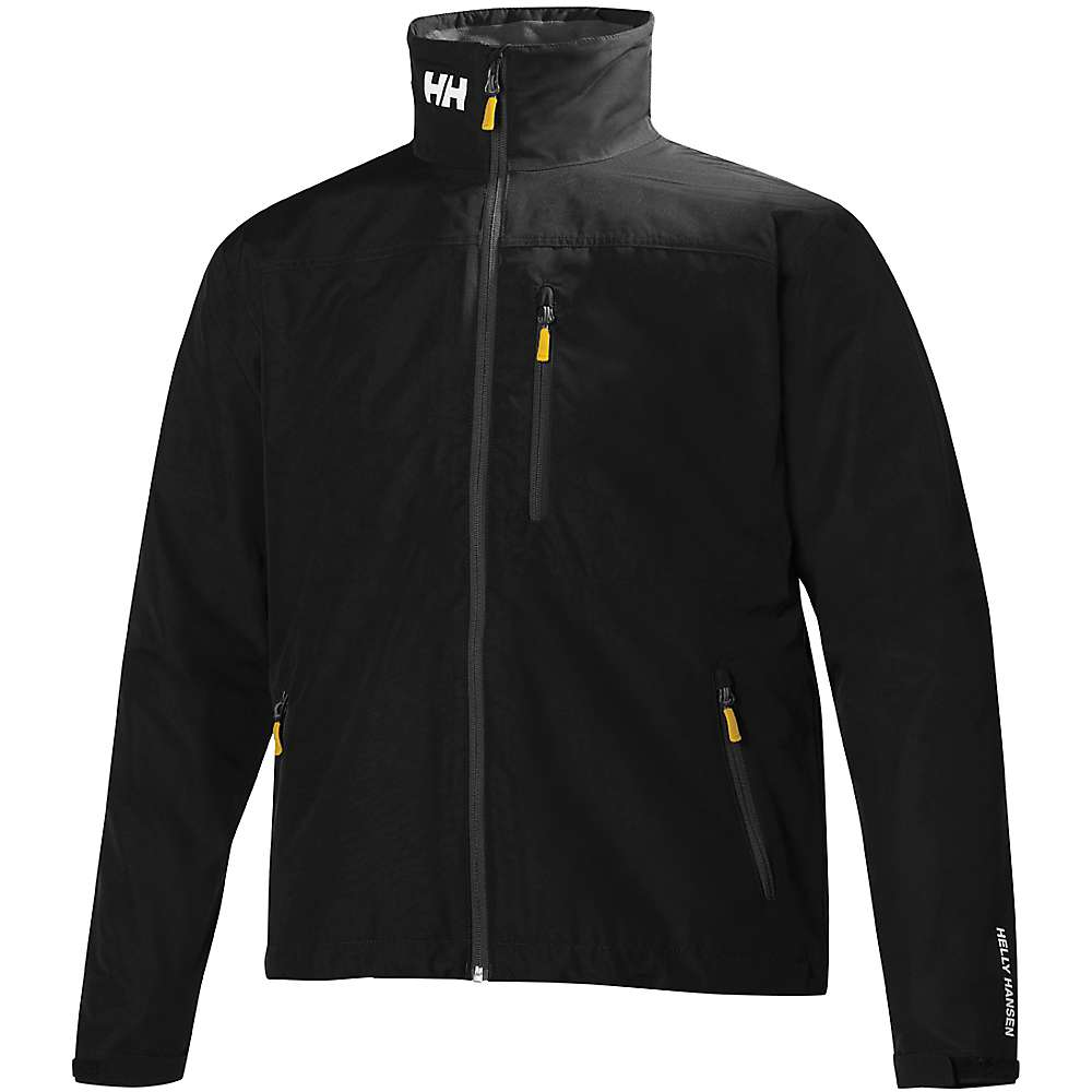 Helly Hansen Men's Crew Jacket - Medium - Black