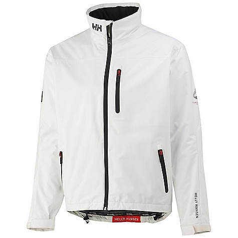 Helly Hansen Men's Crew Midlayer Jacket White