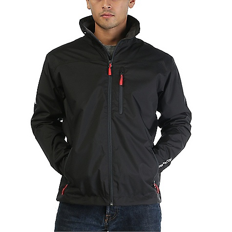 Helly Hansen Men's Crew Midlayer Jacket Black
