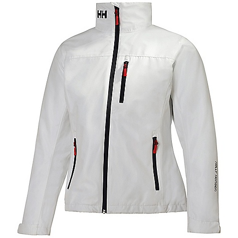 Helly Hansen Women's Crew Midlayer Jacket White