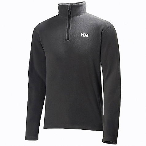 Helly Hansen Men's Daybreaker 1/2 Zip Fleece Top Ebony