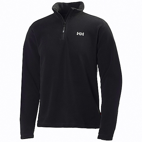 Helly Hansen Men's Daybreaker 1/2 Zip Fleece Top Black