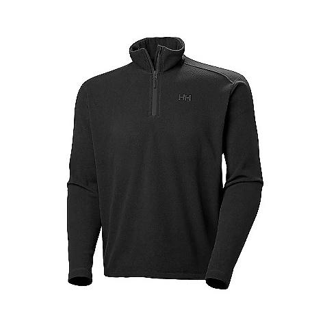 Helly Hansen Men's Daybreaker 1/2 Zip Fleece Top Black