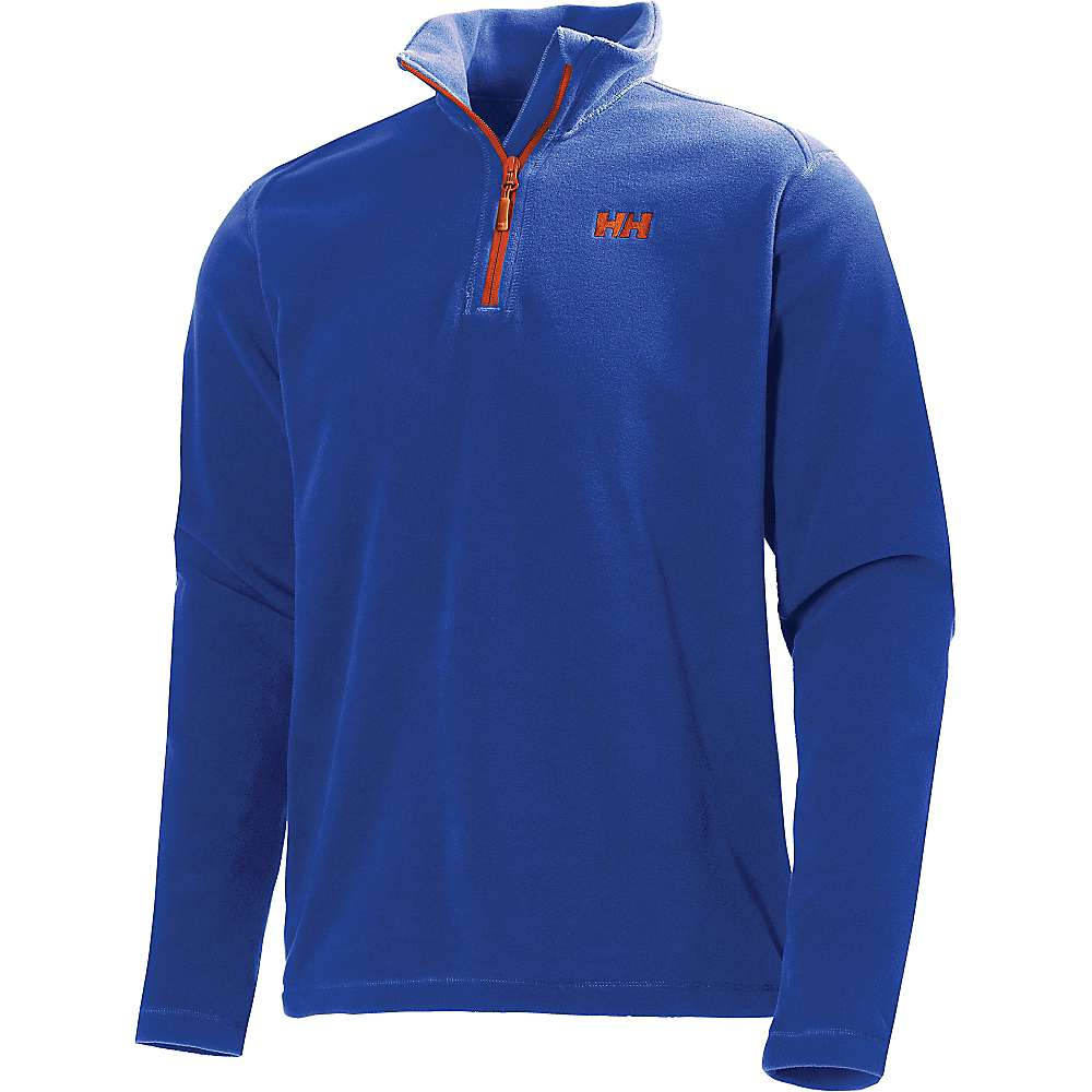 Helly Hansen Men's Daybreaker 1/2 Zip Fleece Top - Small - Classic Blue