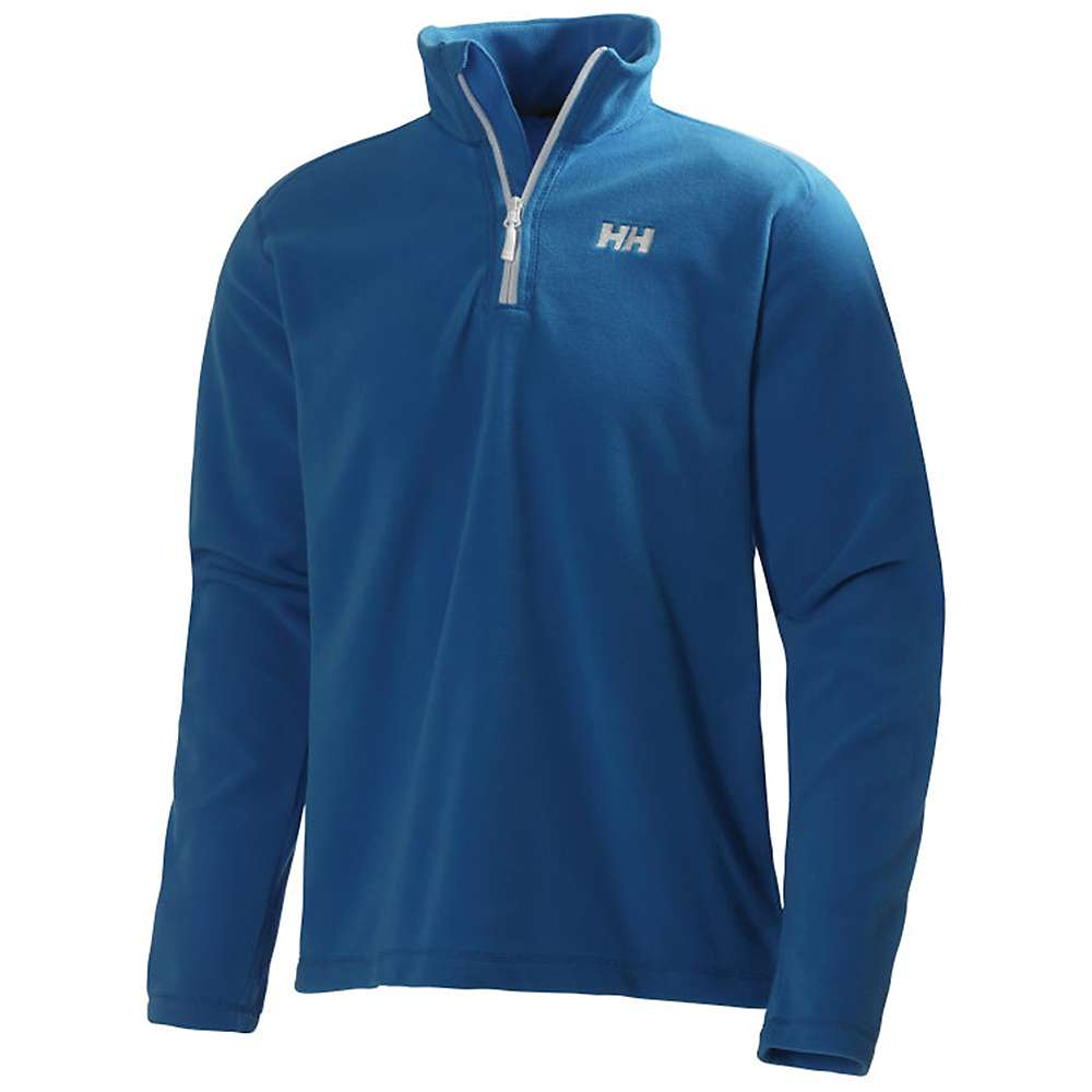 Helly Hansen Men's Daybreaker 1/2 Zip Fleece Top - Small - Racer Blue
