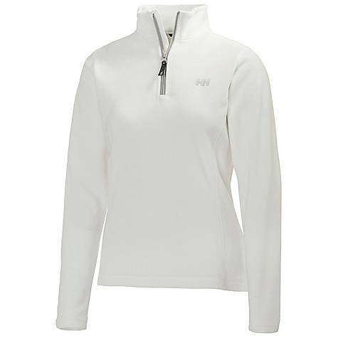 Helly Hansen Women's Daybreaker 1/2 Zip Fleece Top White F13