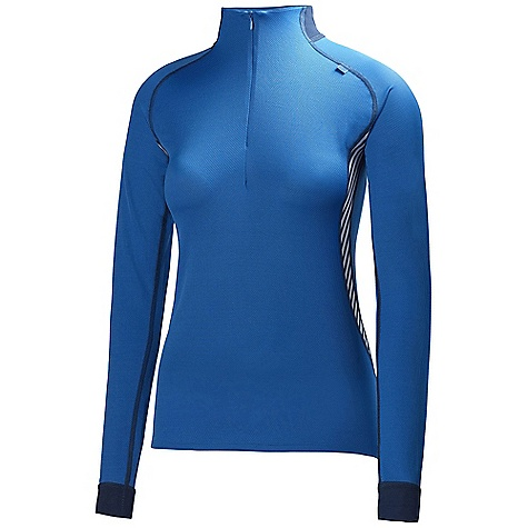 photo: Helly Hansen HH Dry Dynamic 1/2 Zip base layer top