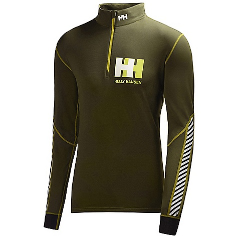 photo: Helly Hansen Men's HH One 1/2 Zip base layer top