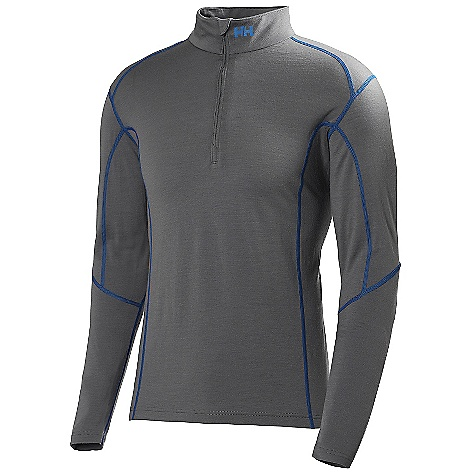 photo: Helly Hansen Men's HH Wool LS 1/2 Zip
