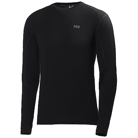photo: Helly Hansen Men's HH Wool LS Crew