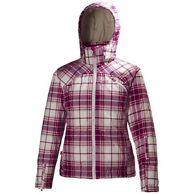 Helly Hansen Women's JPN Check Jacket