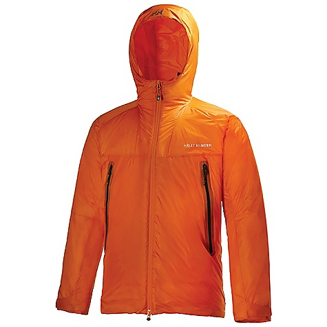 photo: Helly Hansen Odin Hooded Belay Jacket synthetic insulated jacket