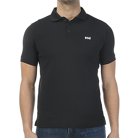 Helly Hansen Men's Riftline Polo Black
