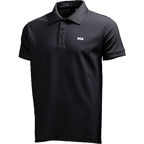 Helly Hansen Men's Riftline Polo Black 994