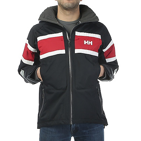 Helly Hansen Men's Salt Jacket Navy S14