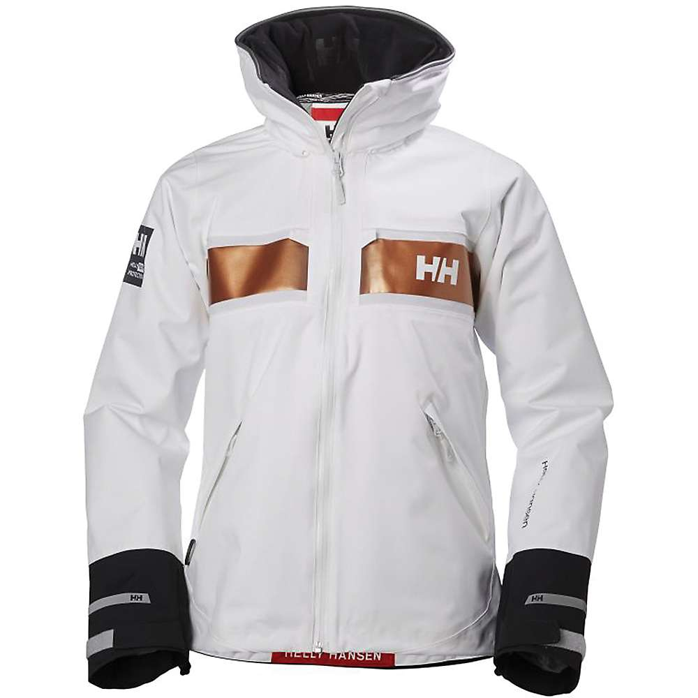 Helly Hansen Women's Salt Jacket - Large - White 001