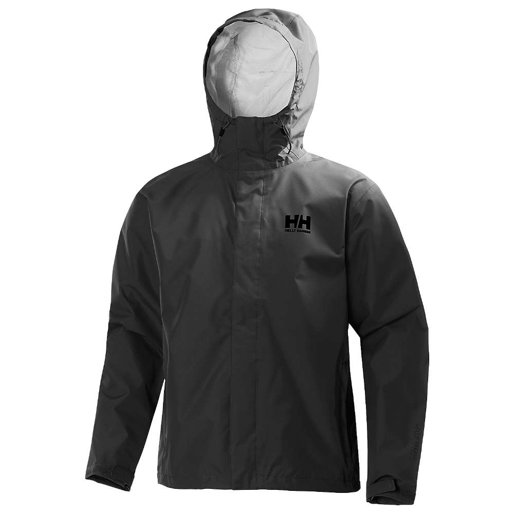 Helly Hansen Men's Seven J Jacket - Small - Ebony