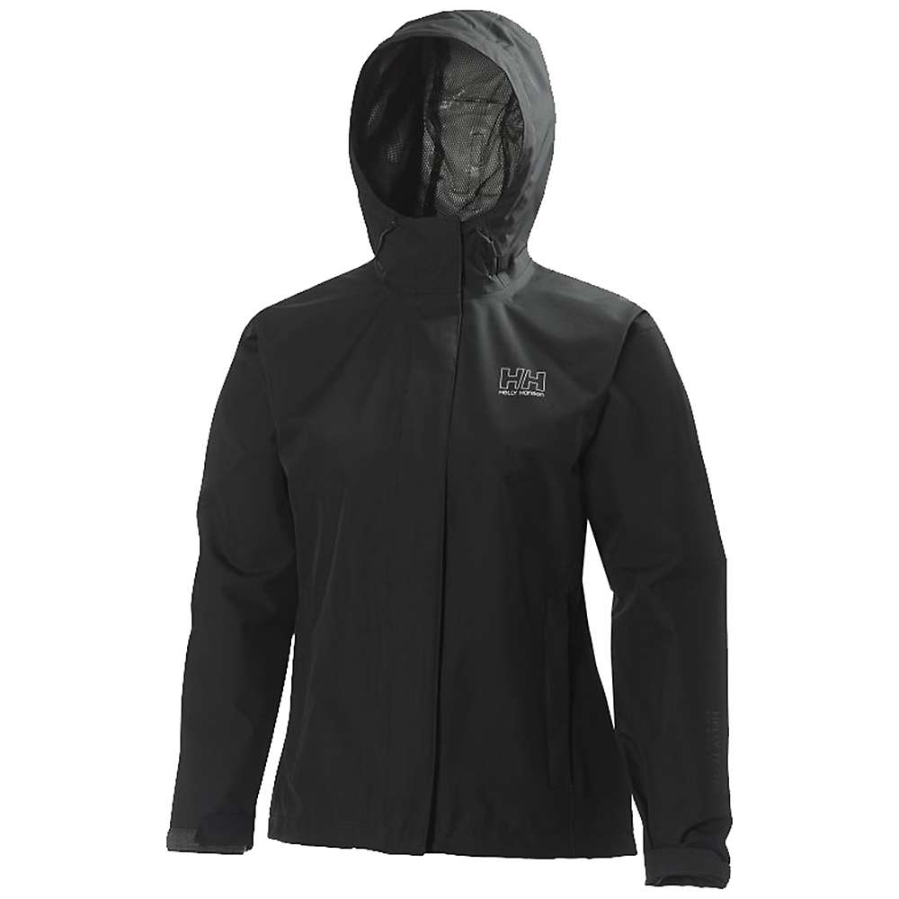Helly Hansen Women's Seven J Jacket - Medium - Ebony