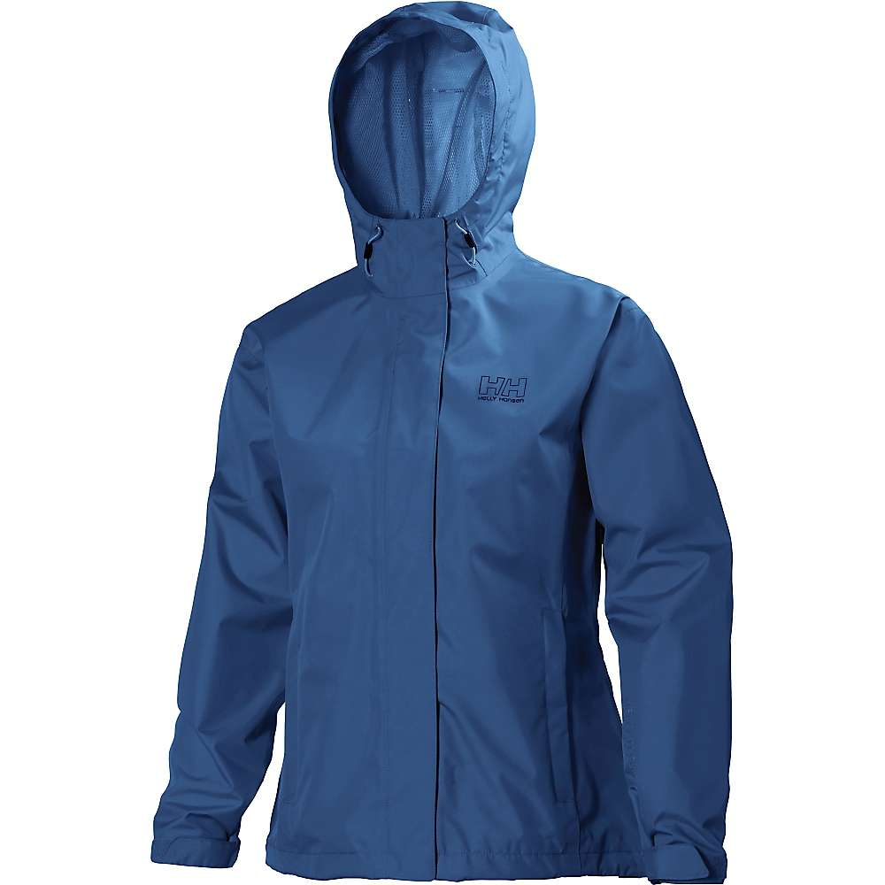 Helly Hansen Women's Seven J Jacket - Large - Marine Blue