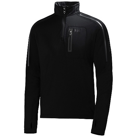 photo: Helly Hansen Terminal Midlayer 1/2 Zip long sleeve performance top