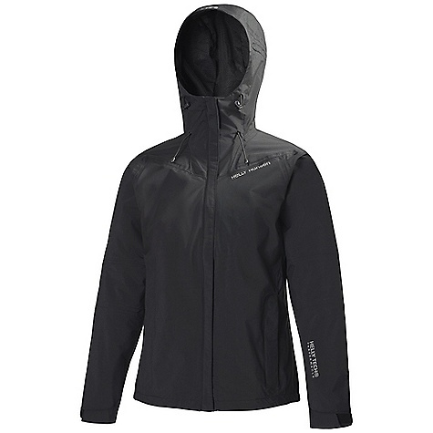 photo: Helly Hansen Women's Vancouver Packable Jacket waterproof jacket