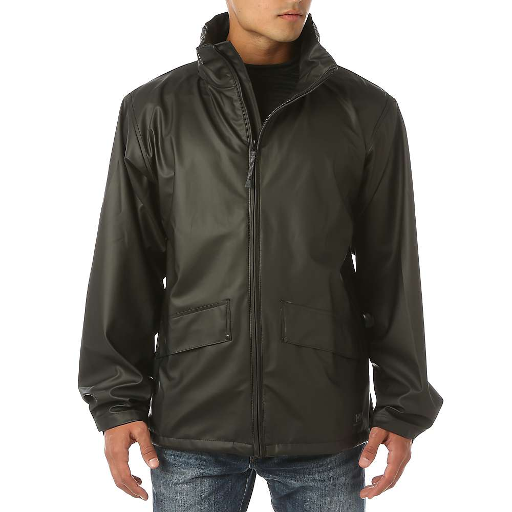 Helly Hansen Men's Voss Jacket - Small - Black