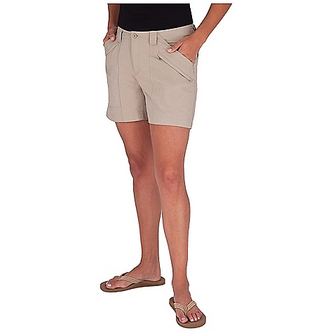photo: Royal Robbins Women's Backcountry Short