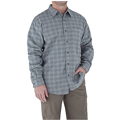 Royal Robbins Banks Island Plaid Shirt