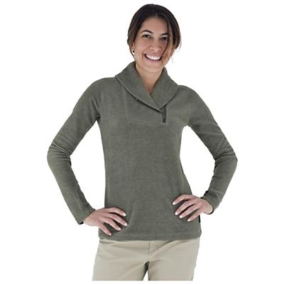Royal Robbins Women's Departures 1/4 Zip Top