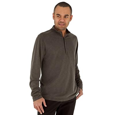 Royal Robbins Men's Desert Knit L/S 1/4 Zip Top