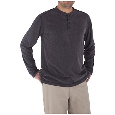 Royal Robbins Men's Desert Knit L/S Henley Top