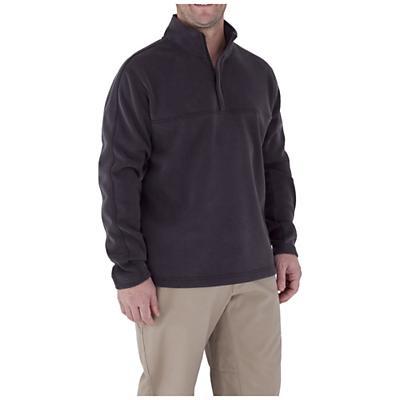 Royal Robbins Men's Desert Knit Plus L/S 1/4 Zip Top