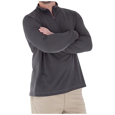 Royal Robbins Men's Dri-Release Base L/S 1/2 Zip Top