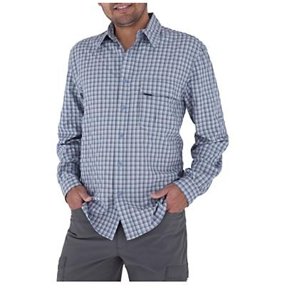 Royal Robbins Men's Echo Canyon Plaid L/S Top