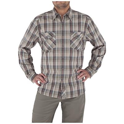 Royal Robbins Men's Lenny Plaid Top