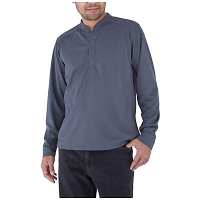 Royal Robbins Men's Performance Waffle Henley Top