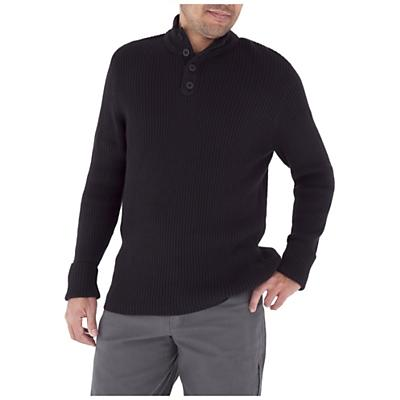 Royal Robbins Men's Quebec Button Mock Top