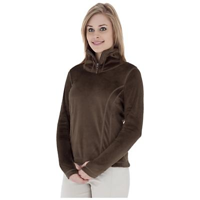 Royal Robbins Women's Snow Bunny 1/4 Zip Top