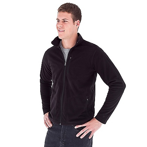 photo: Royal Robbins Textured Fleece Full Zip fleece jacket