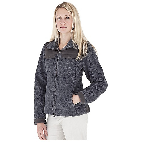 photo: Royal Robbins Tumbled About Jacket fleece jacket