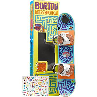Burton After School Special Snowboard Package 90 - Kid's