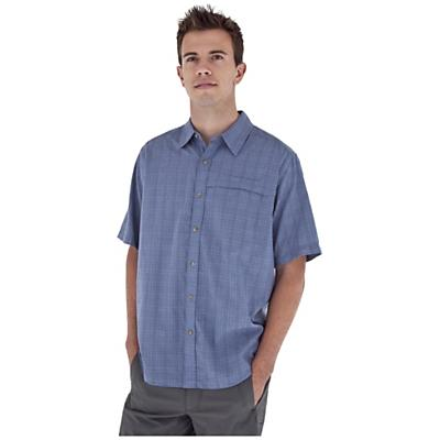 Royal Robbins Men's Austin Plaid S/S Top