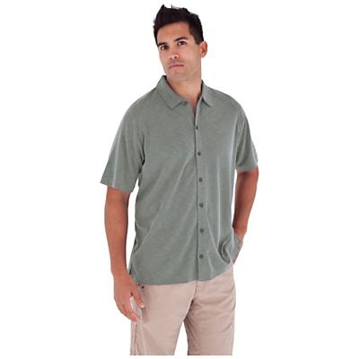 Royal Robbins Men's Desert Knit Button Up Top