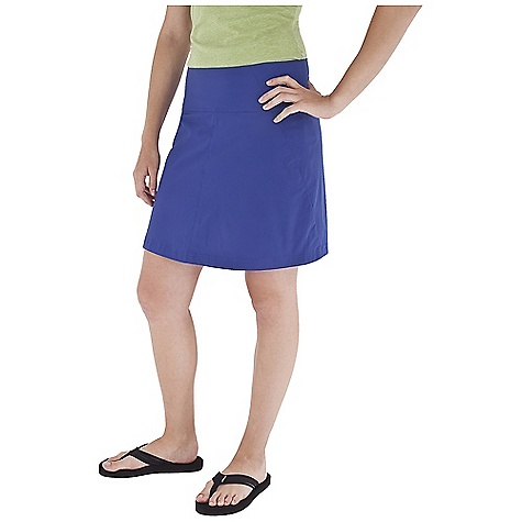 photo: Royal Robbins Discovery Skort