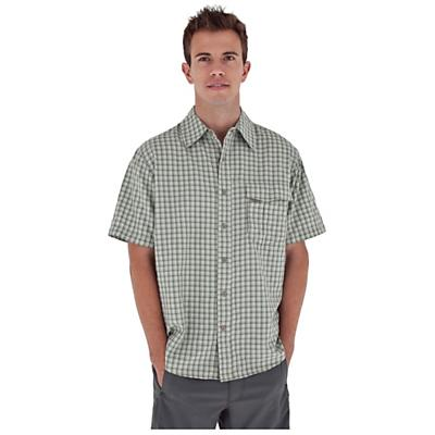 Royal Robbins Men's Echo Canyon Plaid S/S Top