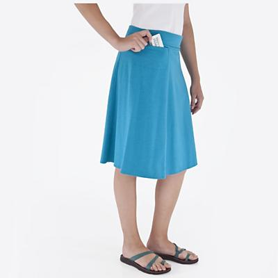 Royal Robbins Women's Essential Rollover Skirt