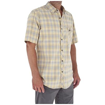 Royal Robbins Men's Paragon Plaid S/S Top