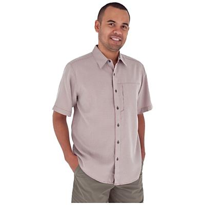 Royal Robbins Men's Pecos Plaid S/S Top