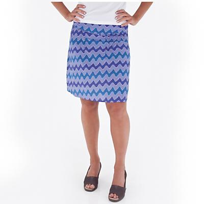 Royal Robbins Women's Prairie Stripe Skirt
