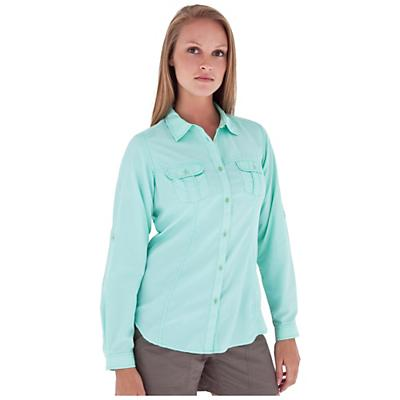 Royal Robbins Women's Shore Line L/S Top